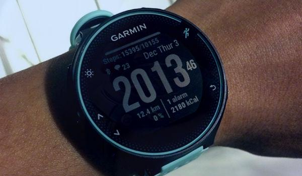 Reloj deportivo contador de calorías