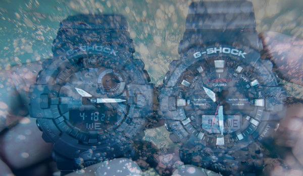 relojes deportivos resistentes al agua