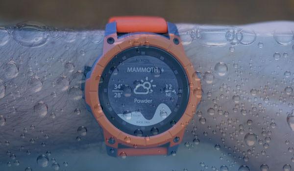 relojes deportivos sumergibles
